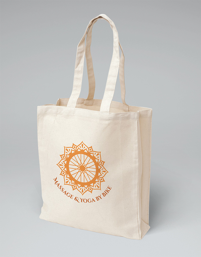 Tote Logo Mock Up cropped