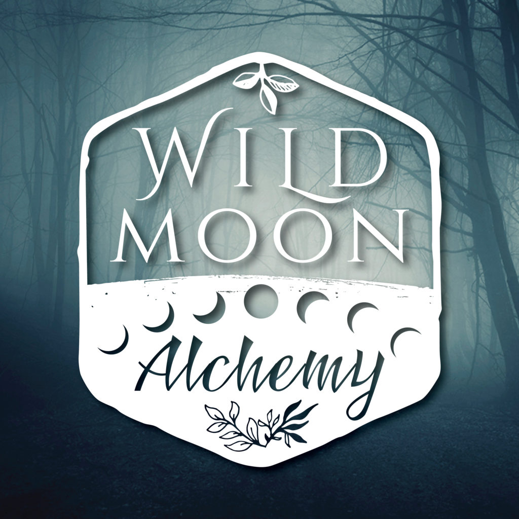 Wild Moon Alchemy logo